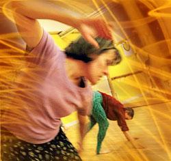 Open Floor Dancer