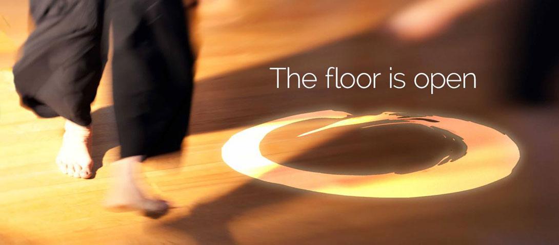 The floor is open - Waves Dance