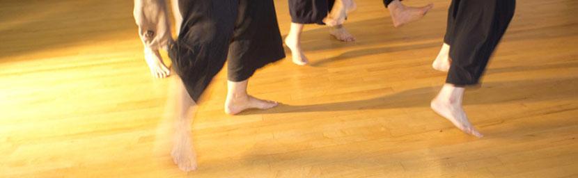 Dancing - Open Floor Encounter