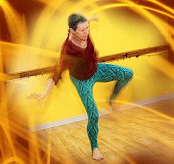 Waves Dance Dancer
